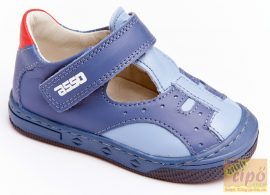 Asso fiú szandálcipő kék 24