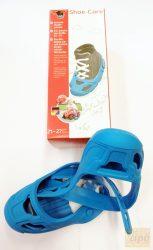 Cipővédő kék