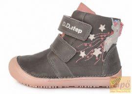 D.D.Step Barefoot 063-904 pink, cipő. Extra hajlékony talp, szélesebb lábfejre is ajánlott modell.30