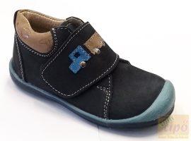 Florens cipő 2030-es modell, kék-barna, kamion mintával 19