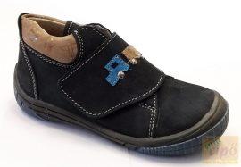 Florens cipő 2030-es modell, kék-barna, kamion mintával 30