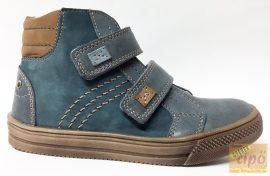 Linea M42 bőr cipő kék fiú 36