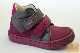 Linea M5 mályva-szürke cipő 22