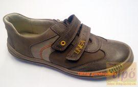Linea fiú barna cipő 33
