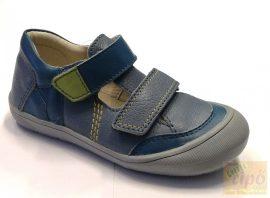 Linea kék-zöld szandálcipő 29