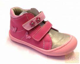 Linea lány cipő pink-szürke 21
