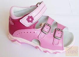 Linea lány szandál rózsa-pink 24