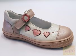 Linea szandálcipő beige-rózsa 28