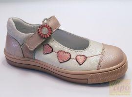 Linea szandálcipő beige-rózsa 30