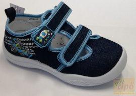 Padini vászoncipő kék 30 Széles,erős lábra