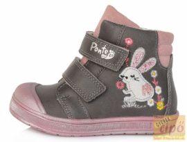 Ponte20 DA03-1-225 szürke cipő 27 széles lábra ajánlott