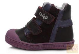 Ponte20 DA03-1-859 lila cipő 23 széles lábra ajánlott