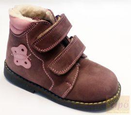 Salus Flo-910 műszőrmével bélelt téli cipő lány 30