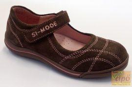 Si-Mode szandálcipő barna-rózsaszín 35