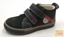 Szamos fiú cipő 1534-10000 kékes-fekete 31