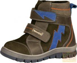 Szamos 1539-28117 DryTex vízálló, bélelt ,téli cipő/bakancs, barna 35