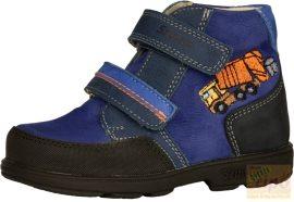 Szamos 1570-10709 supinált cipő kék 22
