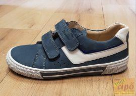 Szamos 6253-20073 ,divatos fiú félcipő,tornacipő jellegű talpon 33