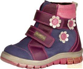 Szamos DryTex vízálló,bélelt téli cipő 1551-48052 lila 20