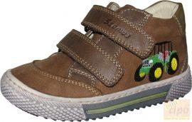 Szamos tavaszi-őszi fiú cipő 1473-10102 barna 33