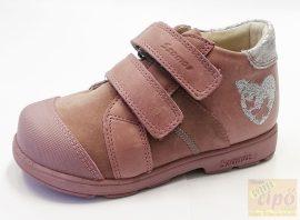 Szamos supinált cipő 1470-50749 rózsa-ezüst 30