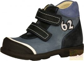 Szamos supinalt bokacipő 1566-20709 kék 27