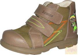Szamos supinált cipő 1411-10719 keki indián 27