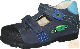 Szamos supinált szandálcipő fiú 3273-20709 kék 21