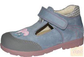 Szamos supinált szandálcipő 3214-60749 kék rózsa 20