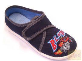 Zetpol Daniel vászoncipő mamusz kék 33