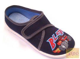 Zetpol Daniel vászoncipő kék 34