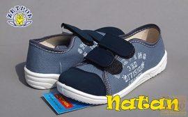 Zetpol Natan vászoncipő 31,szélesebb lábra ajánljuk