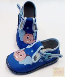 Zetpol Patryk elefántos kék vászoncipő 21