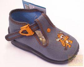 Zetpol Patryk szürke vászoncipő 19